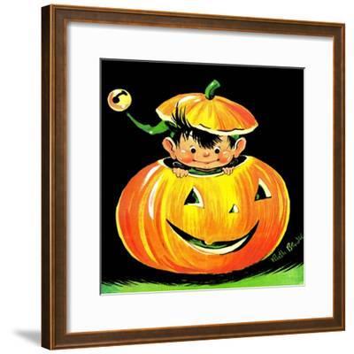 Goblin in the Pumpkin Patch - Jack & Jill