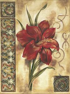 Illuminated Lily I by Ruth Franks