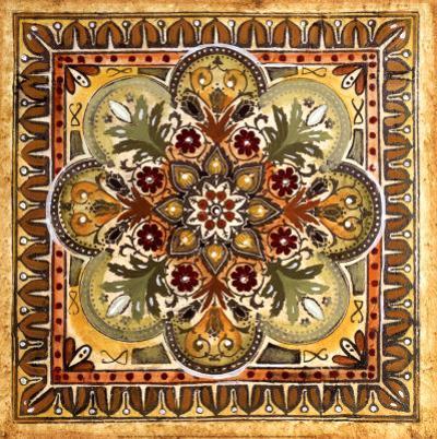 Italian Tile III by Ruth Franks