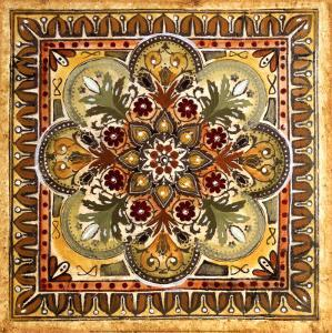 Italian Tile III by Ruth Franks