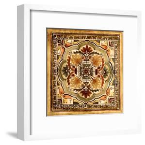Italian Tile IV by Ruth Franks