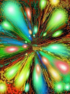 Cosmic Colour Splash by Ruth Palmer 2