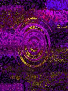 Mosaic Ripple II by Ruth Palmer 2