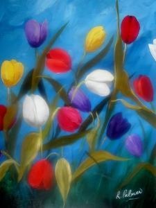 Tulips Galore II by Ruth Palmer 2