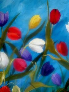 Tulips Galore III by Ruth Palmer 2