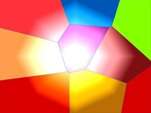 Hexagonal Illumination by Ruth Palmer 3