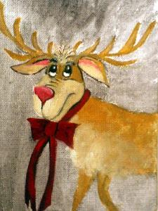 Mr. Reindeer by Ruth Palmer 3