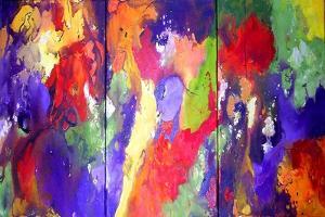 The Heavens Rejoice II by Ruth Palmer 3