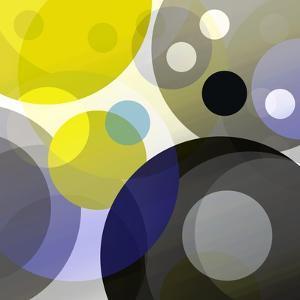 Circular Madness II by Ruth Palmer