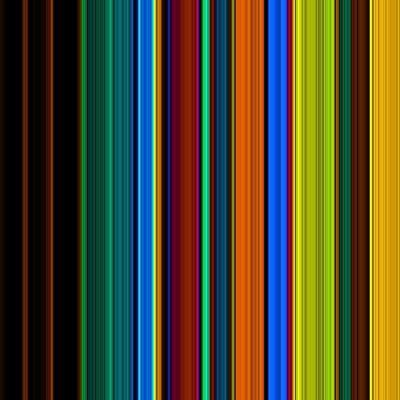 Color Gamut by Ruth Palmer