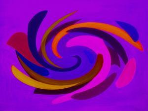 Candy Swirl by Ruth Palmer Digital
