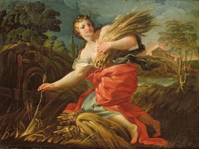 Ruth the Gleaner-Corrado Giaquinto-Giclee Print