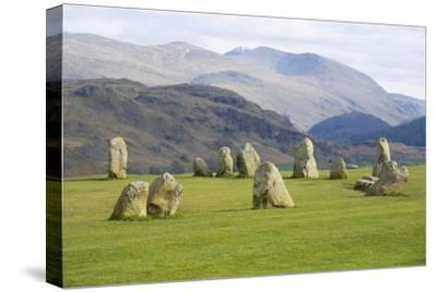 Castlerigg Stone Circle, Keswick, Lake District National Park, Cumbria, England