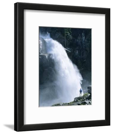 The Krimml Falls, Salzburg, Austria, Europe