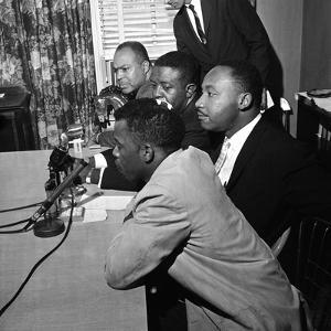 MLK Freedom Rides 1961 by RWT