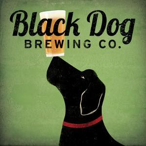 Black Dog Brewing Co on Green by Ryan Fowler