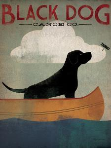 Black Dog Canoe by Ryan Fowler
