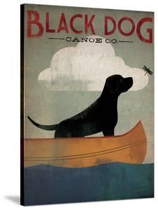Black Dog Canoe by Ryan Fowler