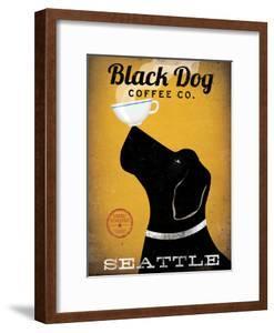 Black Dog Coffee Co Seattle by Ryan Fowler