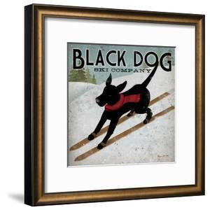 Black Dog Ski by Ryan Fowler