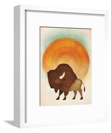 Blazing Sun Bison
