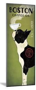 Boston Terrier Coffee Co. by Ryan Fowler