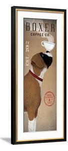 Boxer Coffee Co by Ryan Fowler