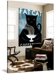 Cat Coffee no City by Ryan Fowler