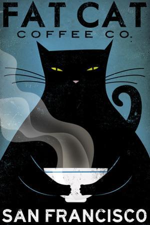 Cat Coffee by Ryan Fowler