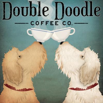 Doodle Coffee Double III by Ryan Fowler