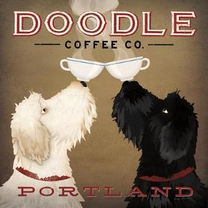 Doodle Coffee Double IV Portland by Ryan Fowler