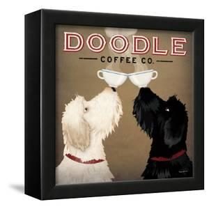 Doodle Coffee Double IV by Ryan Fowler