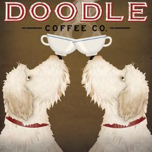 Doodle Coffee Double V by Ryan Fowler