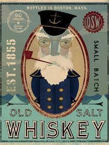 Fisherman III Old Salt Whiskey by Ryan Fowler
