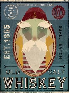 Fisherman VIII Old Salt Whiskey by Ryan Fowler