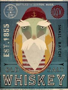 Fisherman VIII Old Salt Whiskey by Ryan Fowler