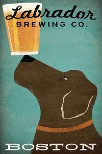 Labrador Brewing Co Boston by Ryan Fowler