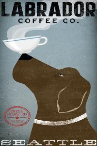 Labrador Coffee Co Seattle by Ryan Fowler