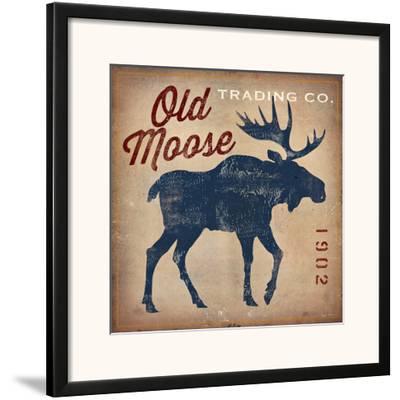 Old Moose Trading Co.Tan by Ryan Fowler
