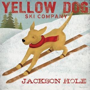 Yellow Dog Ski Co.- Jackson Hole by Ryan Fowler