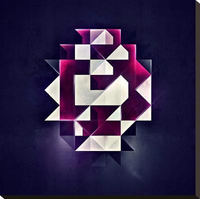 Ryby Pyndynt-Spires-Stretched Canvas Print