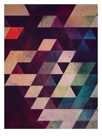 rycynstryckzhn-Spires-Art Print