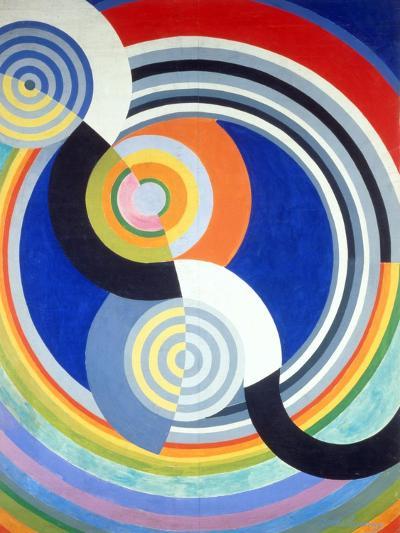 Rythme numéro 2-Robert Delaunay-Giclee Print