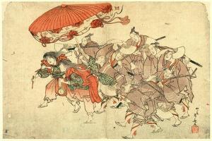 Sumiyoshi Odori by Ryuryukyo Shinsai