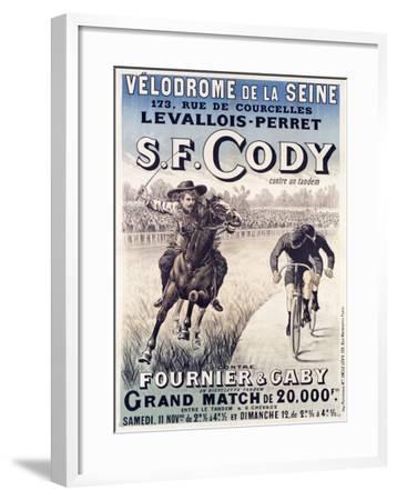 S.F. Cody vs. Fournier and Gaby