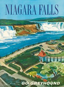 Niagara Falls, Ontario, Canada, New York, USA by S^ Fleming