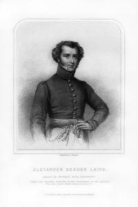 Alexander Gordon Laing, Scottish Explorer by S Freeman