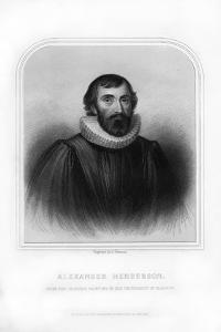 Alexander Henderson, Scottish Theologian by S Freeman