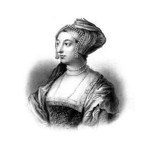 Anne Boleyn, Second Wife of Henry VIII by S Freeman