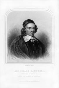 Archibald Campbell, 1st Marquess of Argyll, Scottish Statesman by S Freeman
